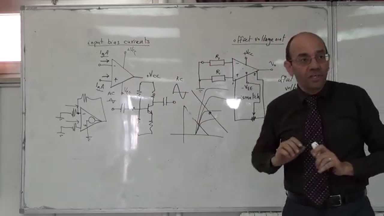 Op Amps Offset Voltage Null And Input Bias Current Compensation 30 Opamp 9 2014