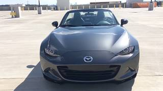 Get One, YESTERDAY!---2018 Mazda MX-5 Miata Club Review