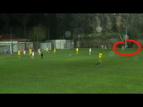 AS Monaco Academy : but exceptionnel de Mills !