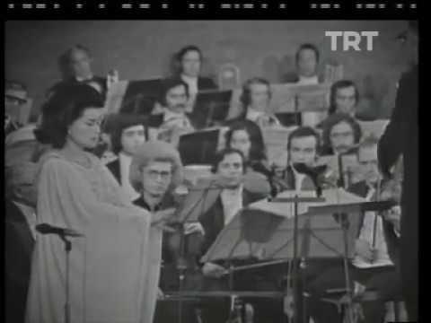 Leyla Gencer - Ben Io T'invenni (Nabucco) 1974 - Verdi