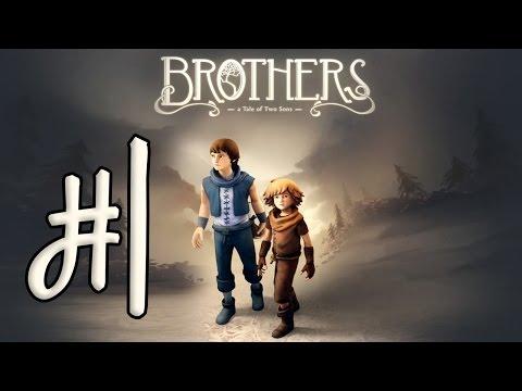 Прохождение Brothers: A Tale Of Two Sons - Папа! Держись! #1