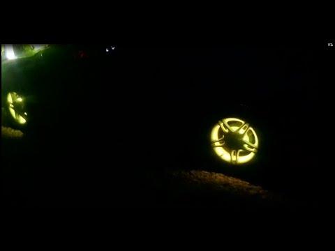 подсветка дисков колес своими руками.