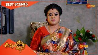 Amrutha Varshini - Best Scenes 14 April 2021 Gemini TV Serial Telugu Serial