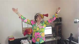 Elevenses with Lorraine - EXERCISE with Lorraine Bowen !