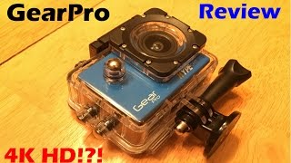 GearPro Hype Cam Review and Trail Test