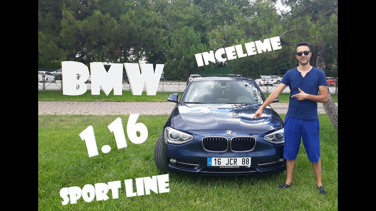 BMW 1.16İ NASIL ARABA ? DETAYLI İNCELEME!