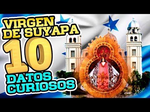 10 DATOS CURIOSOS DE LA VIRGEN DE SUYAPA