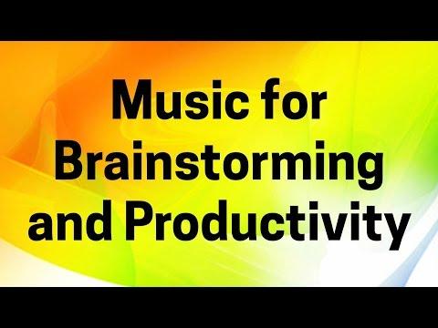 Music for Brainstorming, Productivity, Idea Generation (Stimulating Background Instrumental)