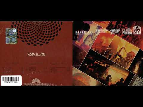 Causa Sui ‎– Live In Copenhagen(Full Album)