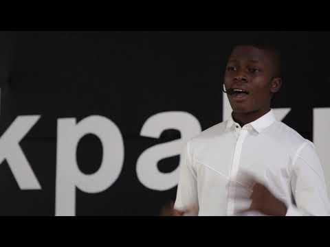 L'âge n'est pas un obstacle à la concrétisation de ses rêves ! | Junior Natabou | TEDxAkpakpa