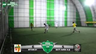 İddaa Rakipbul Konya Ligi Açılış Sezonu DİYAR-21 - BATI AZRA A.Ş Karşılaşması