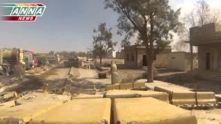 Сирия. Удар по опорному пункту боевиков в Адре. Полная  версияfilatov Andrey