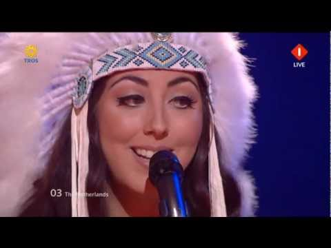Eurovision 2012 - Joan Franka - You And Me... (The Netherlands)