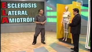 Dr. TV Perú (03-09-2014) - B1 - Tema del día: Esclerosis Lateral Amiotrófica  (E.L.A.)