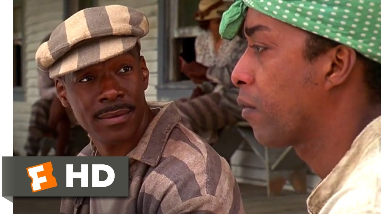 Download Life (1999) - Biscuit's Release Papers Scene (5/10) | Movieclips