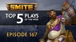 SMITE - Top 5 Plays #167