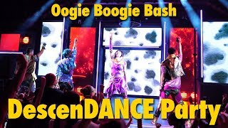 DescenDANCE Party at Oogie Boogie Bash | Disney California Adventure