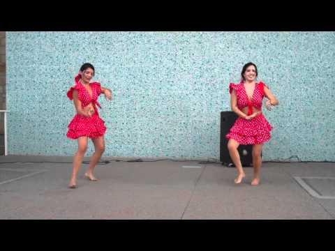 AfroPeruvian Dance Festejo