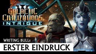Erster Eindruck: Galactic Civilizations 3: Intrigue [deutsch]