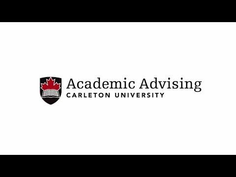 Academic Advising Centre - AOD Carleton 2019
