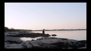 Solo Camping on an Island in Maine