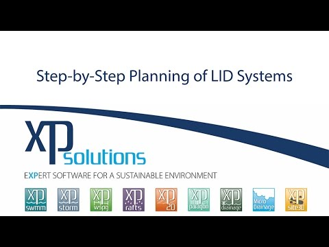 Step by Step Planning of LID Systems