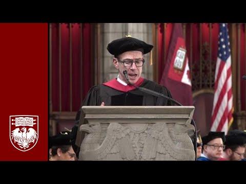 Chicago Booth Executive MBA Graduation Ceremony 2019