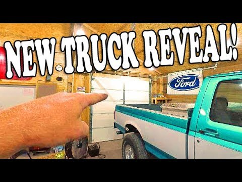 NEW TRUCK REVEAL - The NEW Project TRUCK