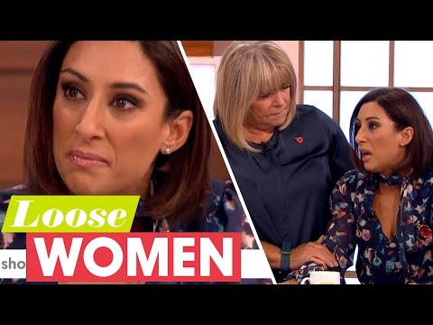 Saira Khan Reveals She Was Sexually Abused At 13 Years Old | Loose Women