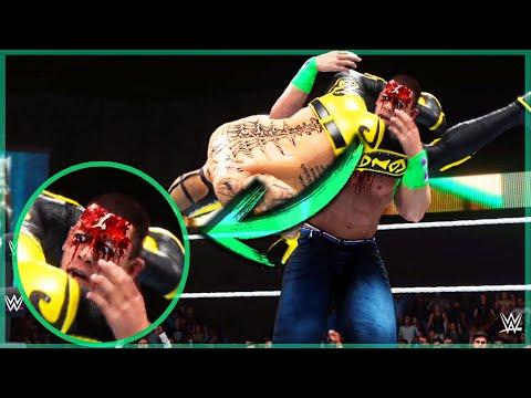 JOHN CENA SE QUEDA FLIPANDO - WWE2K19 MI PRIMERA VEZ