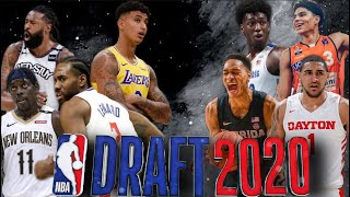 2020 NBA Draft Comparisons... (Finale)