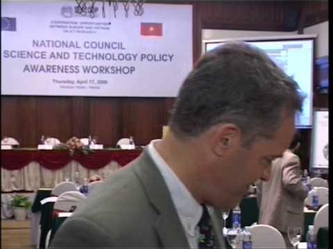 Vietnam Awareness Workshop in Hanoi, Vietnam - National TV report