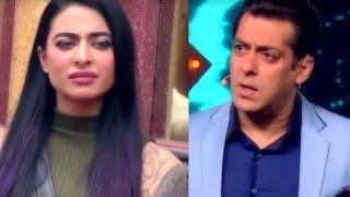 Bigg Boss 10 | Weekend Ka Vaar | Salman Khan scolds Bani | 14 Jan 2017