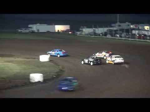 Sport Compact feature Benton County Speedway 7/15/18