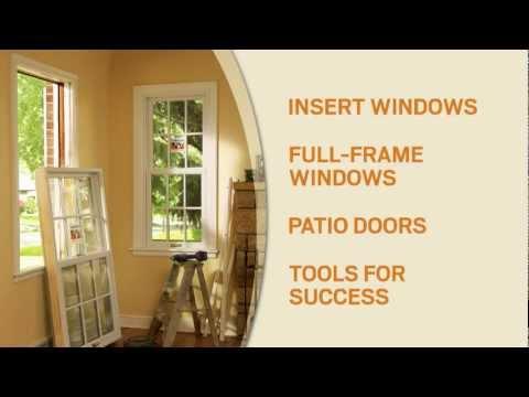 Andersen Replacement Windows 101