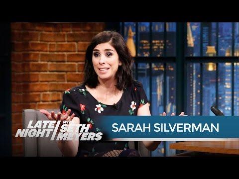 Sarah Silverman Responds to Drake's Instagram of Her SNL Headshot