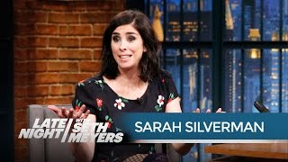 Sarah Silverman Responds to Drake