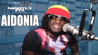 Aidonia addresses backlash from Kartel fans + talks unity w/ Popcaan & Busy Signal @NightlyFix