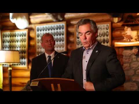 Video: Jim Prentice to run in Calgary-Foothills