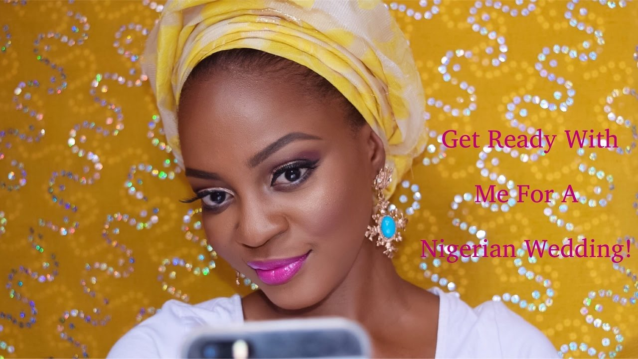 download how to tie gele and makeup