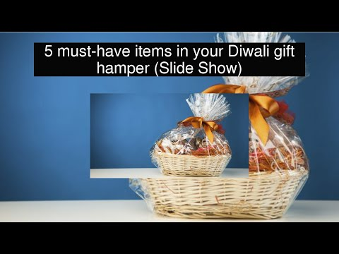 5 must-have items in your Diwali gift hamper (Slide Show)