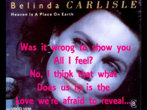 Belinda Carlisle - Fool For Love lyrics