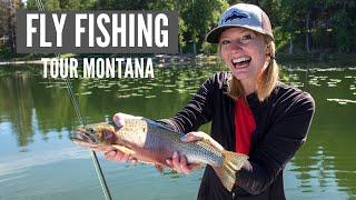 Montana Fly Fishing Tour - True Water Fly Shop - Kalispell Montana: Fly Fishing Northwestern Montana
