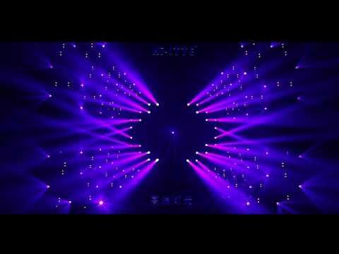 Hi Ltte 2017 Professional Stage Lighting  Show