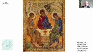 Tuesday 8th December Friday | Advent talks with Revd. Iain Osborne