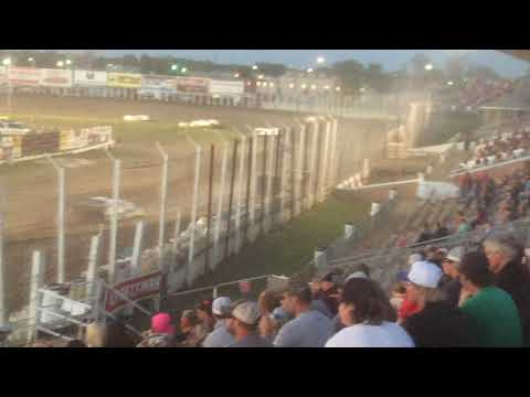 2017 July 8 River Cities Speedway Late model Feature