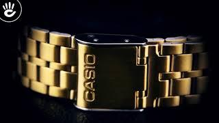 Review Đồng Hồ Casio A178WGA 1ADF
