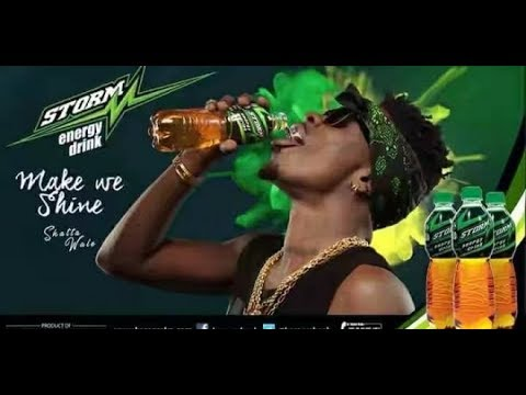 Storm Energy Drink (TV Commercial)