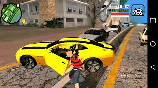 Baixar, Instalar GTA San Andreas v3 Modificado para Android | Versão leve 333MB (Download apk+data)