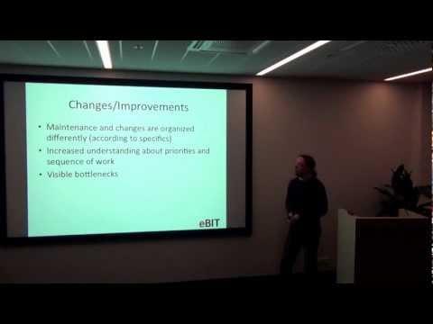 Armands Baranovskis 'Scrum-Ban in Practice'